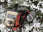 Simple Brandz Granola and Inov-8 Roclite