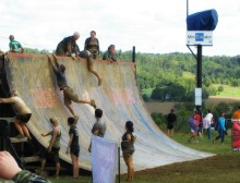 Rugged Maniac Wall