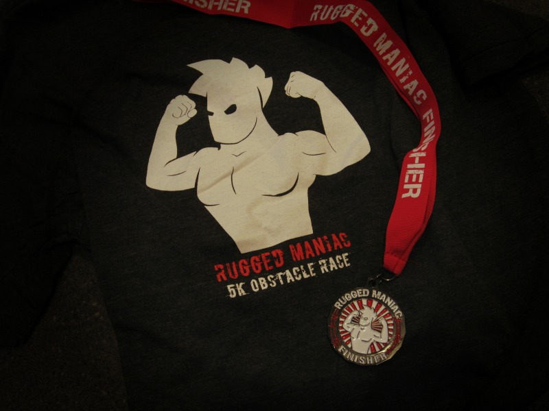Perfect Finisher Medal