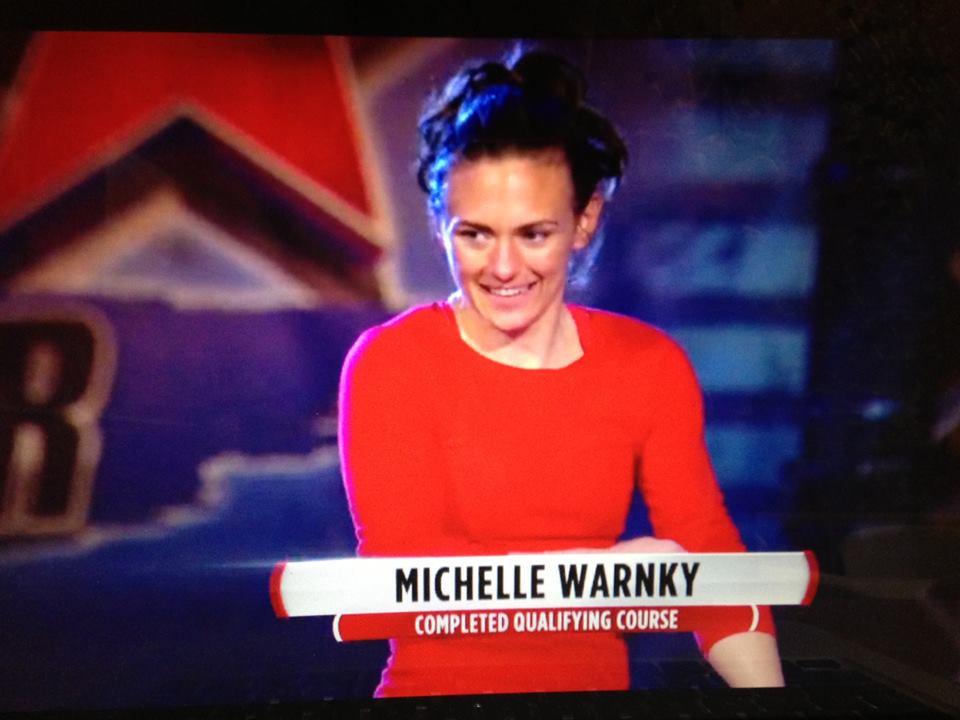 Michelle Warnky: Ninja...